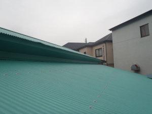 劣化したトタン屋根も新品同様リフォーム