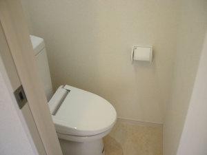 和式から洋式トイレへ大変身!