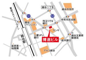 博進ビル地図