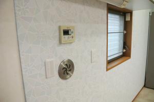 ■キッチン壁紙張り替え